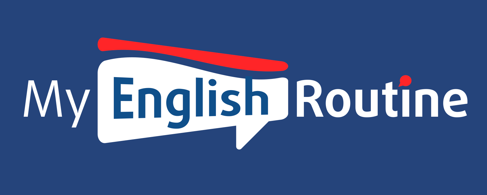 My English Routine
